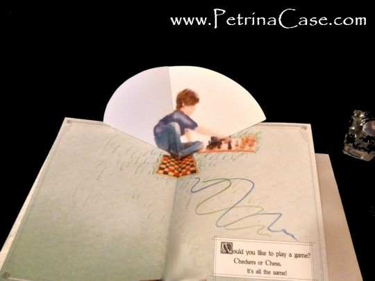 Pop-Up Book - Custom made to order